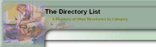 directory listings of directory sites